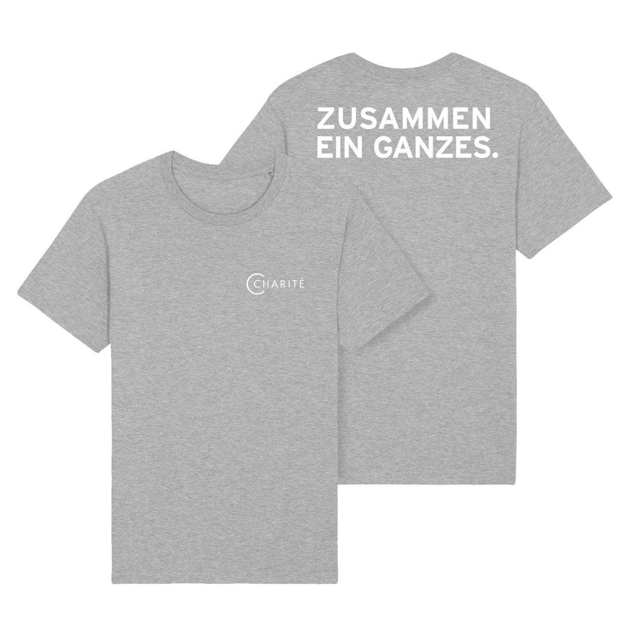Herren T-Shirt, grau, ZEG
